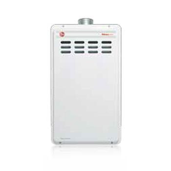Boiler de paso – Calentador de agua a gas natural 35v litros Rheem
