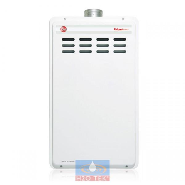Boiler de paso calentador de agua a gas natural - Calentador a gas ...