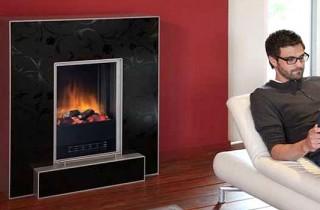 Ventajas de un calentador chimenea eléctrico