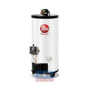 Boiler de depósito a gas natural