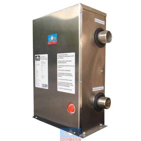 Calentador de agua para albercas - Calentador de agua para piscinas ...