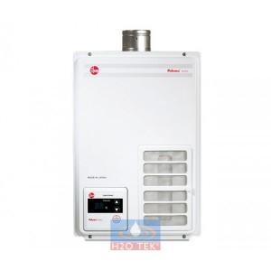 Boiler de paso a gas natural cap. 25 litros