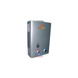 Boiler/calentador de paso a gas LP 6 litros