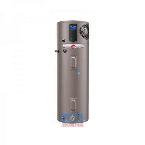 Boiler-calentador de agua hibrido 50 gal. (189 lts) eléctrico 220v ultra eficiente bomba de calor Rheem