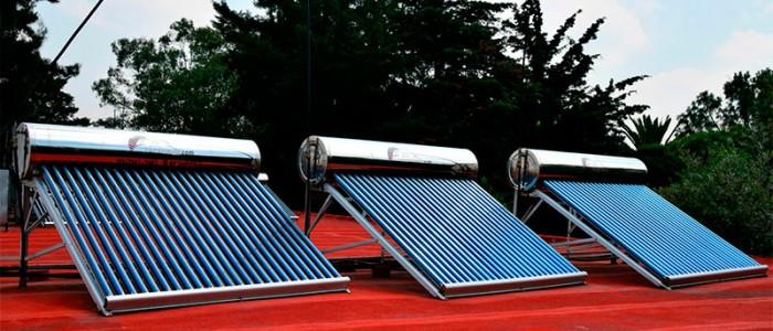 Guía acerca del uso y funcionamiento del boiler solar